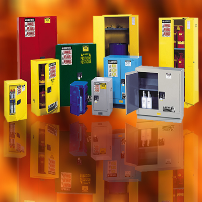 Flammable Safety Storage Solution